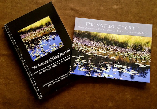 The Nature of Grief Book and Journal